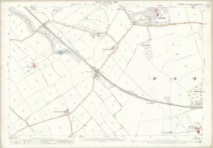 Yorkshire XVI.12 (includes: Marton; Morton; Nunthorpe; Ormesby) - 25 Inch Map
