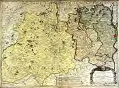 Carte du gouvernement general du Lionnois