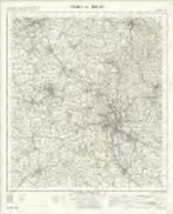 Stoke on Trent - OS One-Inch Map