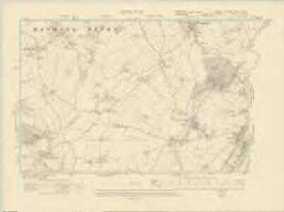 Yorkshire CLXXXII.SW & CLXXXII.SE - OS Six-Inch Map