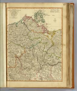 Brandenburg, W. Pomerania.