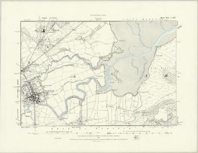 Dorset L.SE - OS Six-Inch Map