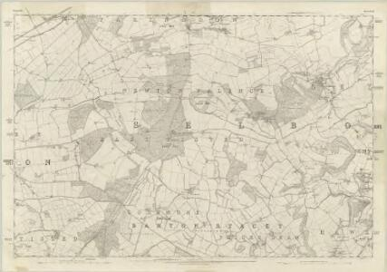 Hampshire & Isle of Wight XLIII - OS Six-Inch Map