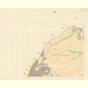 Nieder Hermesdorf (Dolny Trzemanice) - m0532-1-003 - Kaiserpflichtexemplar der Landkarten des stabilen Katasters