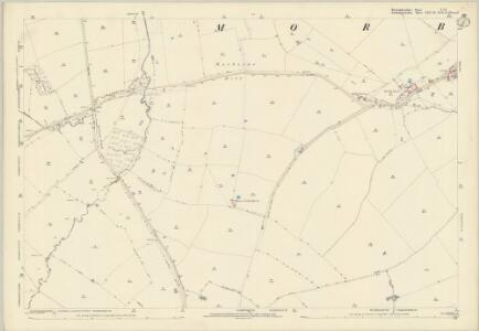 Huntingdonshire V.13 (includes: Elton; Folksworth and Washingley; Morborne; Warmington) - 25 Inch Map