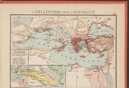 L'Hellénisme dans l'Antiquité [I]