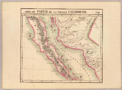 Partie, Vielle Californie. Amer. Sep. 58.