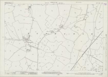 Kent LXXXII.1 (includes: Burmarsh) - 25 Inch Map
