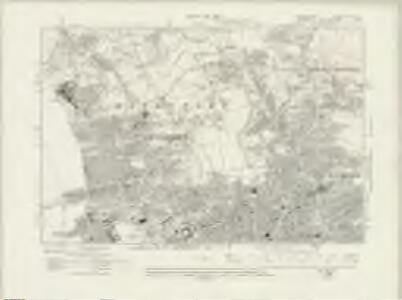 Devonshire CXXIII.NE - OS Six-Inch Map