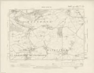 Wiltshire XXXVIII.NW - OS Six-Inch Map
