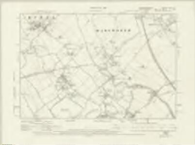 Buckinghamshire XXIX.SE - OS Six-Inch Map