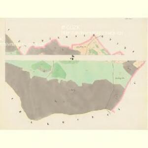 Mellhut (Lhota) - c2558-2-006 - Kaiserpflichtexemplar der Landkarten des stabilen Katasters
