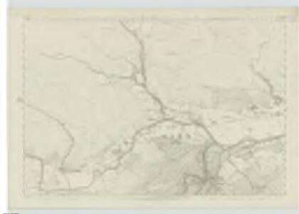 Perthshire, Sheet XLVIII - OS 6 Inch map