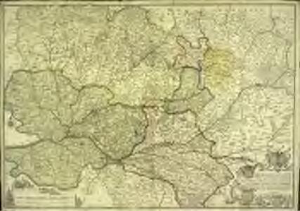 Le Maine, l'Anjou et la Touraine