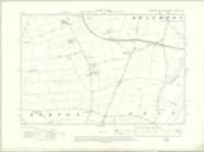 Yorkshire CXXVII.NE - OS Six-Inch Map