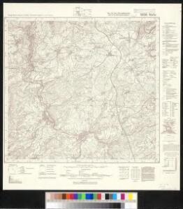 Meßtischblatt 5636 : Naila, 1939