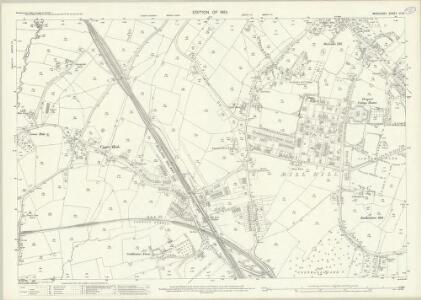 Middlesex VI.14 (includes: Hendon) - 25 Inch Map