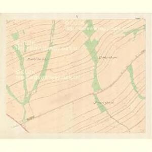 Zauchtel (Sugdol) - m2950-1-004 - Kaiserpflichtexemplar der Landkarten des stabilen Katasters