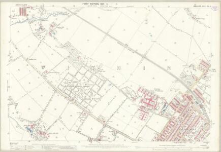 Lancashire CXI.6 (includes: Manchester) - 25 Inch Map