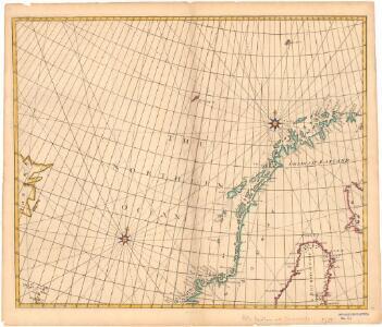 Museumskart 178: Sjøkart over Norskehavet