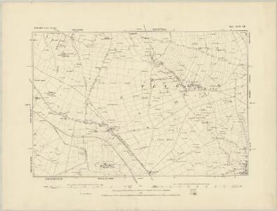 Derbyshire XXII.SW - OS Six-Inch Map