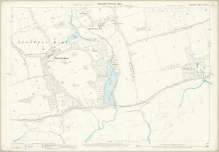 Hampshire and Isle of Wight LXXXVIII.4 (includes: Beaulieu; Boldre) - 25 Inch Map