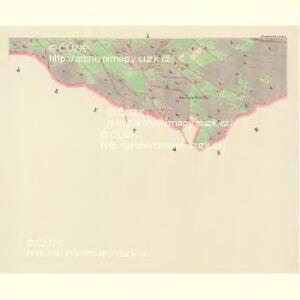 Königswalde - c3498-2-009 - Kaiserpflichtexemplar der Landkarten des stabilen Katasters