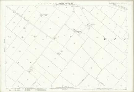Cambridgeshire XXI.14 (includes: Chatteris; Welches Dam) - 25 Inch Map