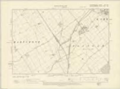 Leicestershire VII.NW - OS Six-Inch Map