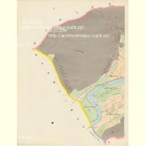 Tschepitz - c0853-1-001 - Kaiserpflichtexemplar der Landkarten des stabilen Katasters
