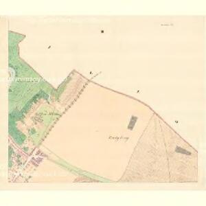 Vorstadt Wesseli - m3361-1-002 - Kaiserpflichtexemplar der Landkarten des stabilen Katasters