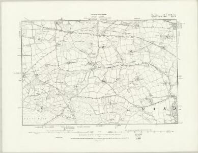 Devonshire XXIII.SW - OS Six-Inch Map