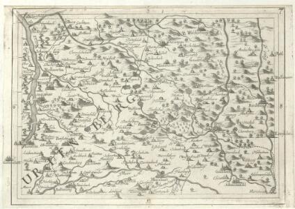 Geographica Provinciarum Sveviae Descriptio :