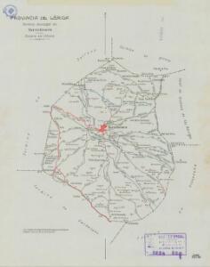 Mapa planimètric de Torrebesses