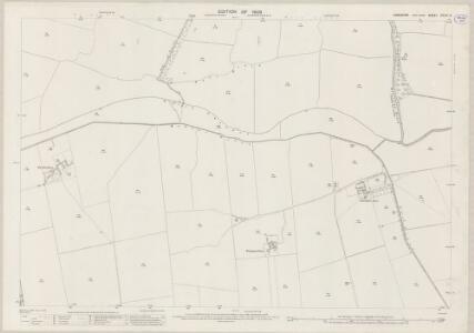 Yorkshire CCLVI.6 (includes: Ottringham; Patrington; Sunk Island) - 25 Inch Map