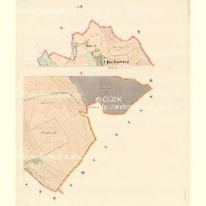 Suschütz - m2964-1-004 - Kaiserpflichtexemplar der Landkarten des stabilen Katasters