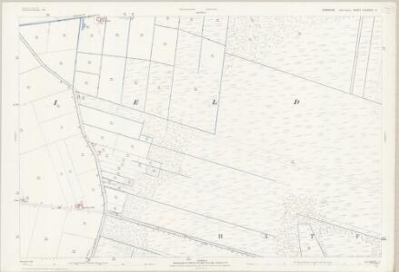 Yorkshire CCLXXVIII.6 (includes: Hatfield) - 25 Inch Map