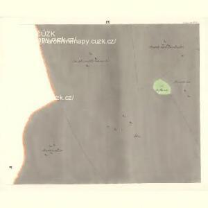 Ostrawitz - m2189-1-007 - Kaiserpflichtexemplar der Landkarten des stabilen Katasters