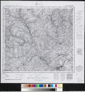 Meßtischblatt 6713 : Annweiler, 1941
