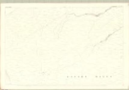 Stirling, Sheet XVI.13 (Fintry) - OS 25 Inch map