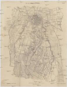 Plan zur Schlacht bei Novara