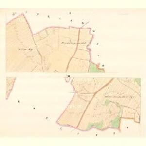 Neustadt (Hunzow) - m3228-1-002 - Kaiserpflichtexemplar der Landkarten des stabilen Katasters
