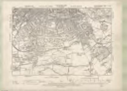 Edinburghshire Sheet III.SE - OS 6 Inch map