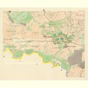 Pflanzen - c0262-1-003 - Kaiserpflichtexemplar der Landkarten des stabilen Katasters