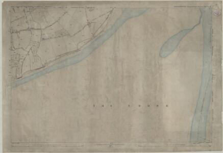 Gloucestershire XL.10 (includes: Awre; Frampton on Severn; Fretherne with Saul; Slimbridge) - 25 Inch Map
