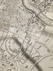 An Exact Survey of the Citys of London, Westminster and Borough of Southwark with the Country near 10 miles round