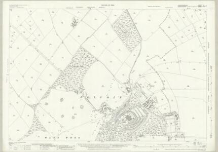 Leicestershire VII.4 (includes: Belvoir; Bottesford; Redmile; Woolsthorpe) - 25 Inch Map
