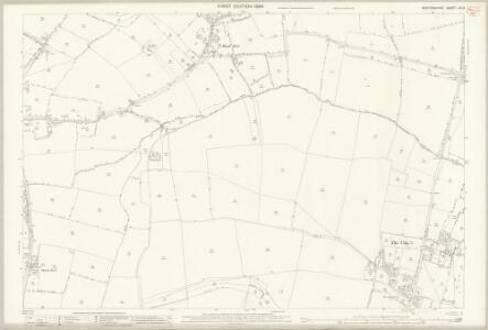 Bedfordshire VIII.6 (includes: Bolnhurst and Keysoe; Colmworth; Eaton Socon; Little Staughton) - 25 Inch Map