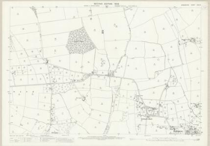 Shropshire XXXV.2 (includes: Ercall Magna; Rodington; Upton Magna; Withington) - 25 Inch Map