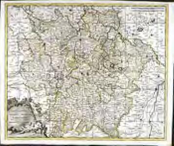 Generalis Lotharingia, dispartita in ducatum ejus proprium, et Barrensem
